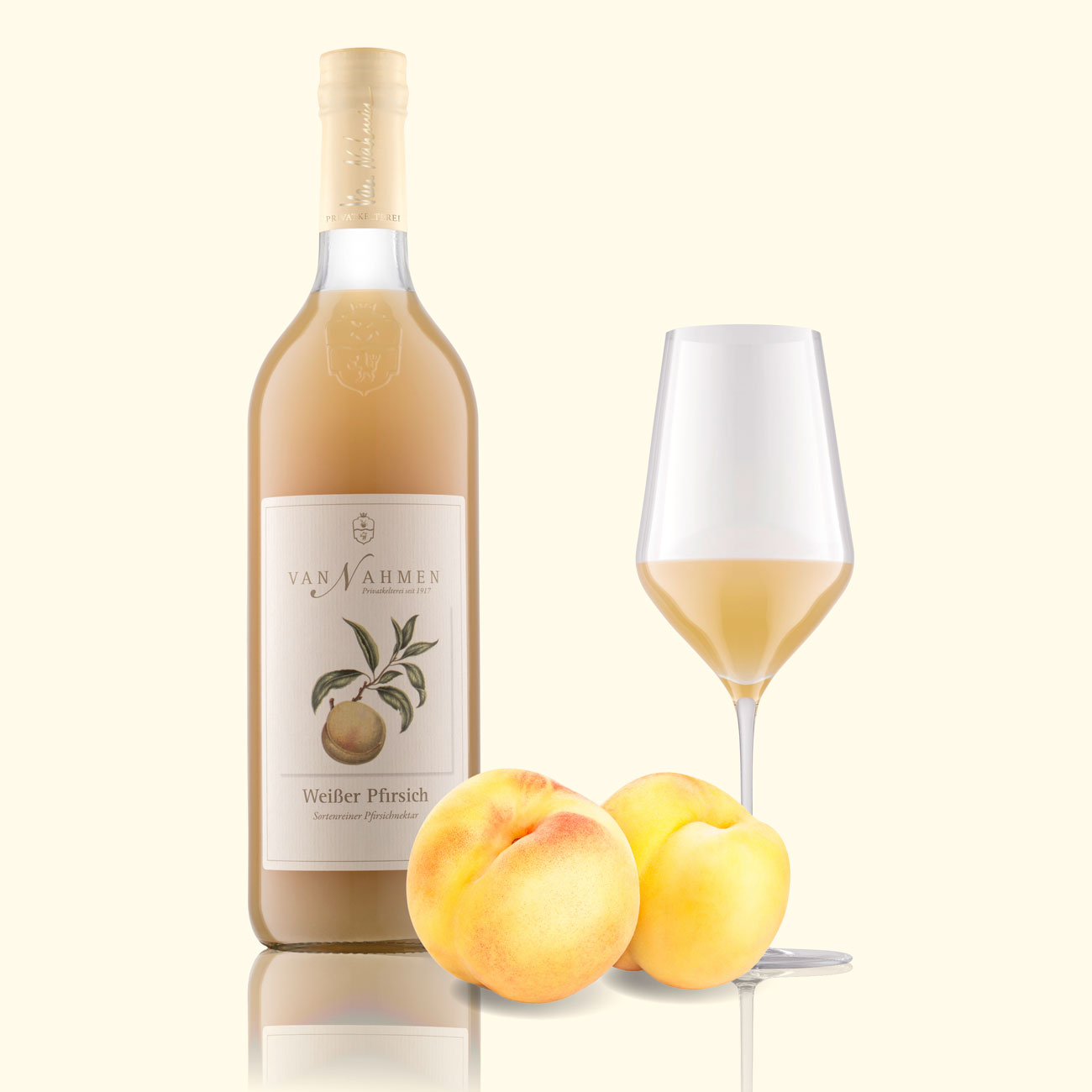 White Peach Nectar