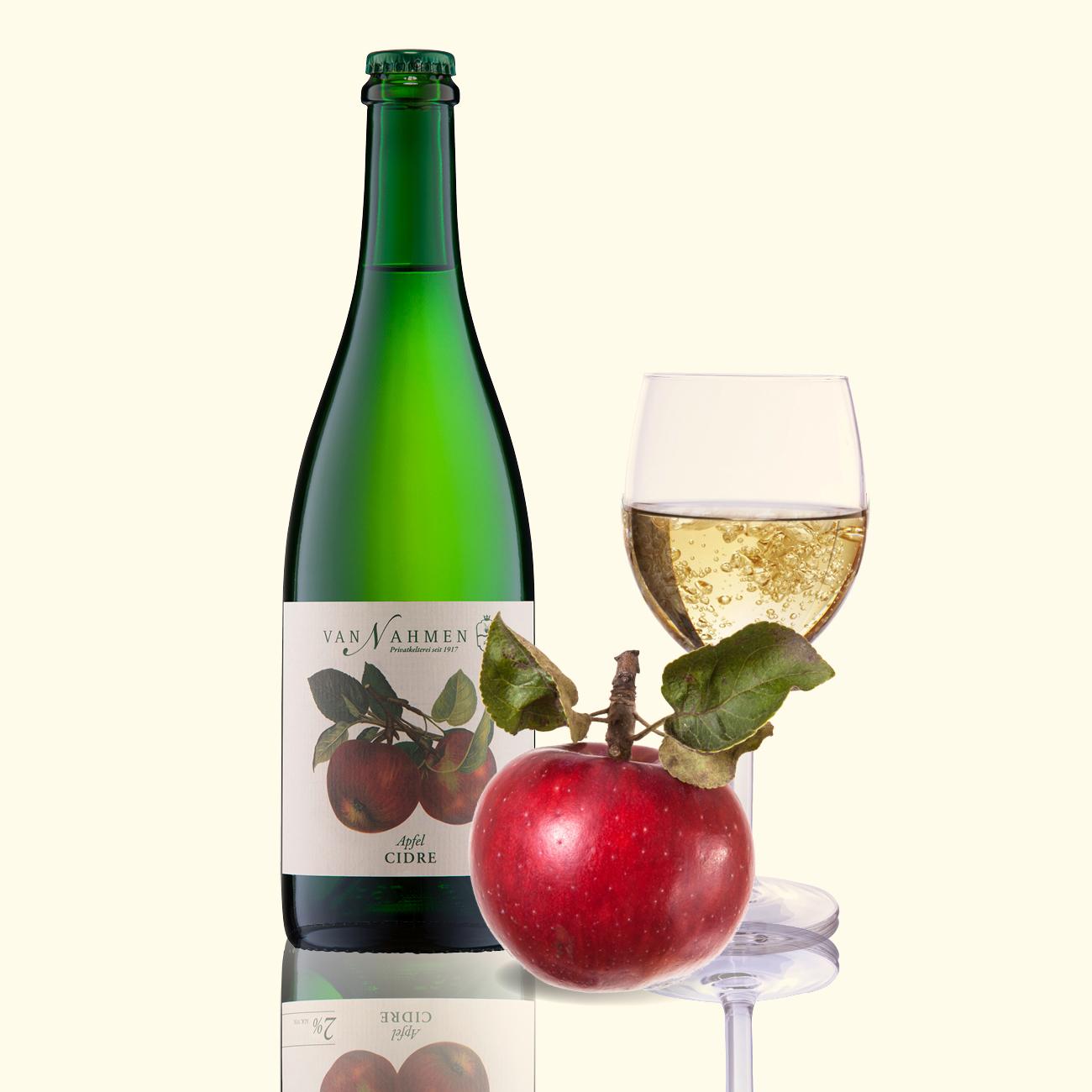 Apple Cider 2% alcohol