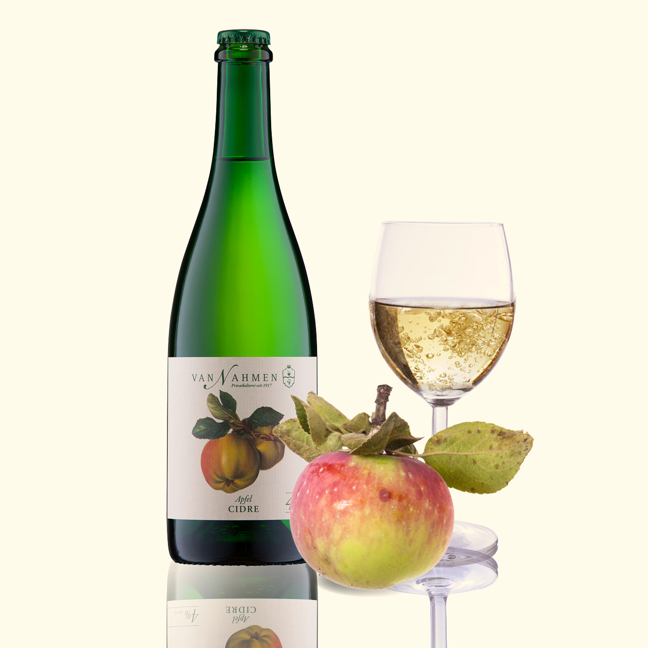 Apple Cider 4% alcohol