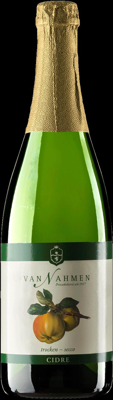 Apfel-Cidre trocken 4% Alk.
