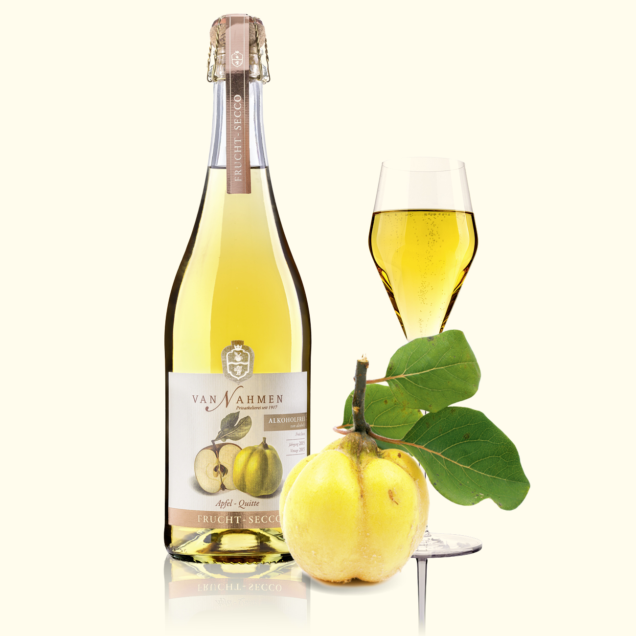 Fruit-Secco Apple-Quince (BIO)